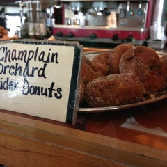 Photo taken at Burlington Bagel Bakery & Cafe by Jake B. on 3/17/2013