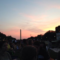 Photo taken at Screen on the Green by Kevin K. on 7/22/2014