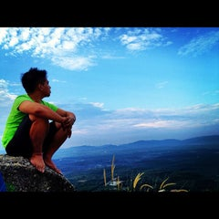 Photo taken at Broga Hill (Bukit Broga) by Muslim A. on 9/14/2012