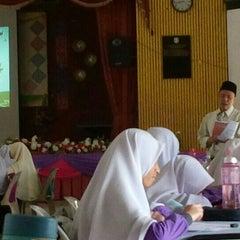 Photo taken at Sekolah Agama Menengah Rawang (SAMER) by Hjh Norhasimah H. on 8/25/2015