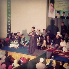 Photo taken at Universitas Islam Negeri (UIN) Sunan Gunung Djati by Lelly J. on 5/17/2014