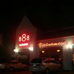 Photo taken at 888 Vietnamese Restaurant by Ben R. on 9/26/2012