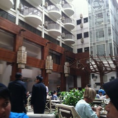 Photo taken at Hyatt Regency Kinabalu by Sha Pattinson Izad R. on 10/15/2012
