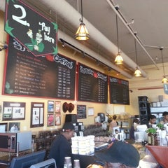 Photo taken at Philz Coffee by thenewkid on 10/21/2012