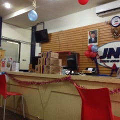 Photo taken at JNE... by Arie S. on 11/18/2012