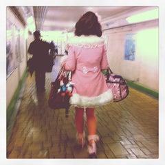 Photo taken at 鶯谷駅 (Uguisudani Sta.) by Zarina A. on 4/2/2013