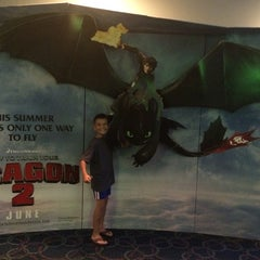 Photo taken at Cinemark Theaters by Katrina W. on 6/15/2014