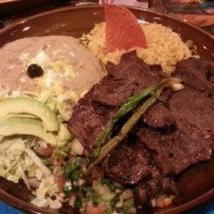 Photo taken at El Tapatio by Kristina Y. on 2/18/2013