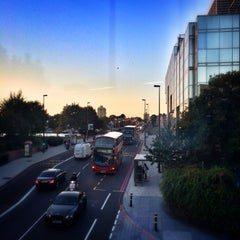 Photo taken at Royal College of Art - Dyson Building by Alex B. on 9/24/2014