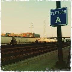 Photo taken at Gateway Multimodal Transportation Center by Rey G. on 7/19/2013