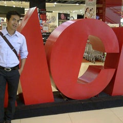 Photo taken at Ace Hardware & Informa, Cinere by Sukria C. on 6/1/2013
