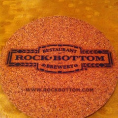 Photo taken at Rock Bottom Restaurant & Brewery by Kevin M. on 6/5/2013