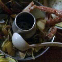 Photo taken at Restoran Sri Bunga by MUHANAZ on 10/20/2012