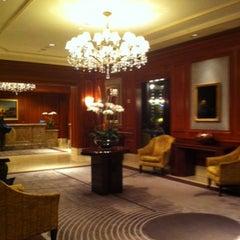 Photo taken at The Ritz-Carlton, Washington D.C. by Ahmad A. on 4/27/2013