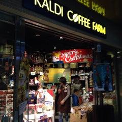 Photo taken at KALDI COFFEE FARM アトレ大井町2 by Yoko T. on 11/19/2014