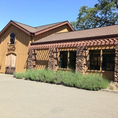 Photo taken at Mayo Family Winery by Andy K. on 5/22/2013