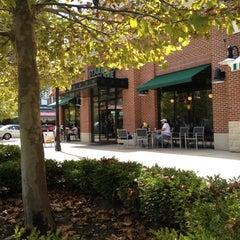 Photo taken at Starbucks by Ben J. on 10/2/2012