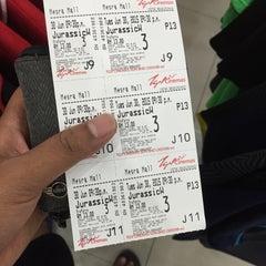 Photo taken at TGV Cinemas by Epi A. on 6/30/2015