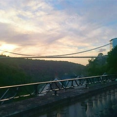 Photo taken at Avon Gorge Hotel by Bill F. on 6/28/2015