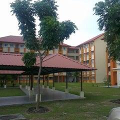 Photo taken at KOLEJ MATRIKULASI SELANGOR (KMS) by Ahmad Fuad R. on 11/25/2012