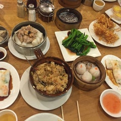 Photo taken at Winsor Dim Sum Cafe by Michelle C. on 1/24/2015