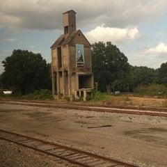 Photo taken at McComb Amtrak Station by Jennifer J. on 9/27/2014