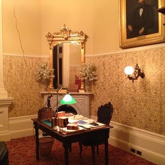 Photo taken at The Governor's Office by Leana N. on 4/12/2013