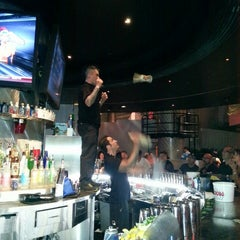 Photo taken at Carnaval Court Bar & Grill by Donia P. on 9/25/2013