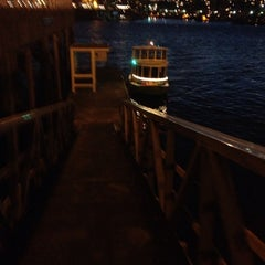 Photo taken at Aquabus Hornby St. Dock by Laura M. on 2/6/2014