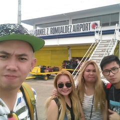 Photo taken at Daniel Z. Romualdez Airport (TAC) by ADMalmighty0419 on 6/27/2015