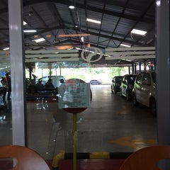 Photo taken at Perodua Sales & Service Center by zara s. on 12/31/2014
