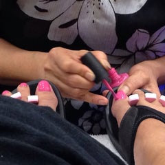 Photo taken at Classic Nails by Sherry A. on 7/9/2015