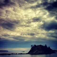 Photo taken at Whytecliff Park by Sharon W. on 9/29/2012
