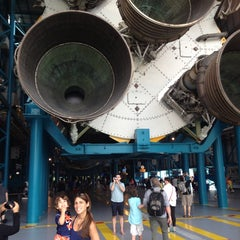 Photo taken at Apollo/Saturn V Center by Osvaldo V. on 7/14/2013