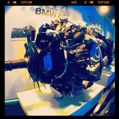 Photo taken at BMW Museum by Dmitry K. on 3/31/2013