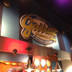 Photo taken at Garrett Popcorn Shops - Navy Pier by Marshall on 10/28/2012