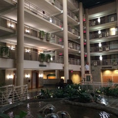 Photo taken at Embassy Suites by Hilton Syracuse by Bethany O. on 7/12/2014