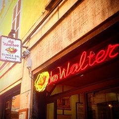 Photo taken at Da Walter - Clinica del Panino by Foodlogitalia I. on 9/14/2015