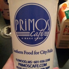 Photo taken at Primos Cafe by Phillip S. on 1/5/2013