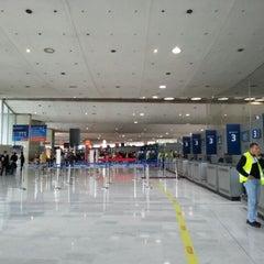 Photo taken at Terminal 2C by Miji K. on 10/3/2012