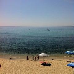 Photo taken at Spiaggia Seccheto by Francesca S. on 6/12/2013