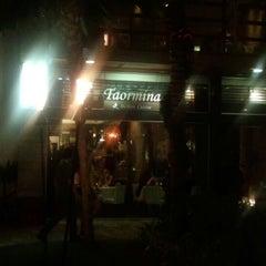 Photo taken at Taormina by Yoko K. on 12/9/2012
