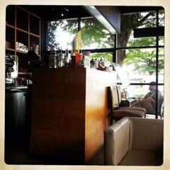 Photo taken at Zana's Bean Coffee by Jakkapong K. on 10/7/2013