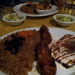 Photo taken at Kabul Afghan Cuisine by ngoco d. on 4/6/2014