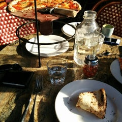 Photo taken at Pizzeria Picco by David K. on 1/19/2014
