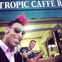 Photo taken at Tropic Cafe & Grill by Michael T. on 3/27/2014