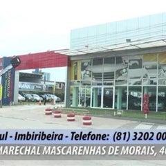 Photo taken at Shopping do Automóvel de Pernambuco by Alessandro I. on 8/3/2013