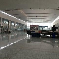 Photo taken at Lal Bahadur Shastri International Airport, Varanasi (VNS) by Larry Z. on 1/9/2013