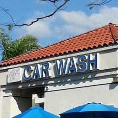 Photo taken at National City Car Wash by Sabrina T. on 12/22/2012