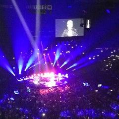 Photo taken at Pinnacle Bank Arena by Staci W. on 10/21/2013
